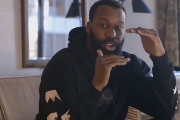 Baron Davis Mocks Comeback Process in Video with Steve Nash