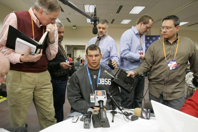 How Much Does Character Factor into Scouting and Draft Day Decisions in the NFL?