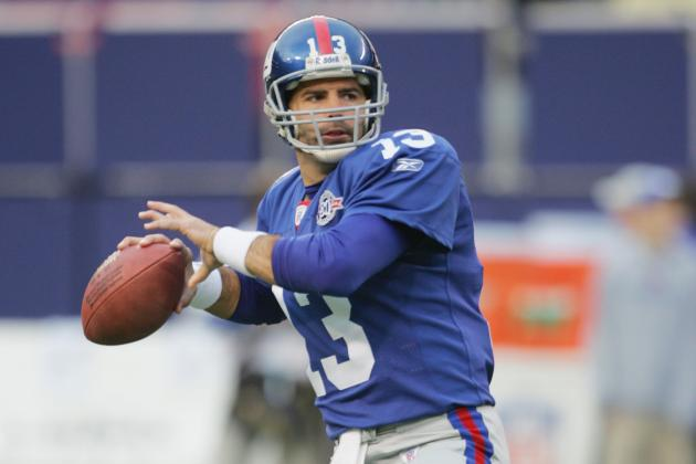 What If the Giants Never Landed Eli Manning?