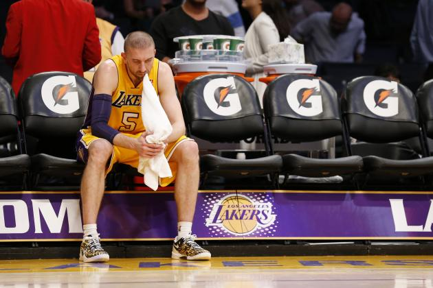 The Moment It All Went Wrong for the LA Lakers