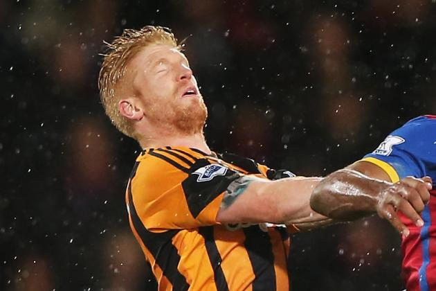 Paul McShane out for Six Months