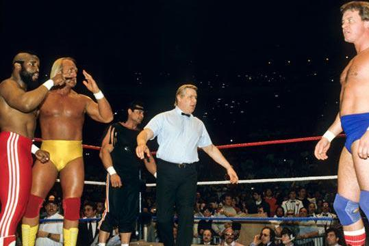 WWE Never Say Never: Mr. T Would Be a Fitting Inductee into 2014 Hall of Fame