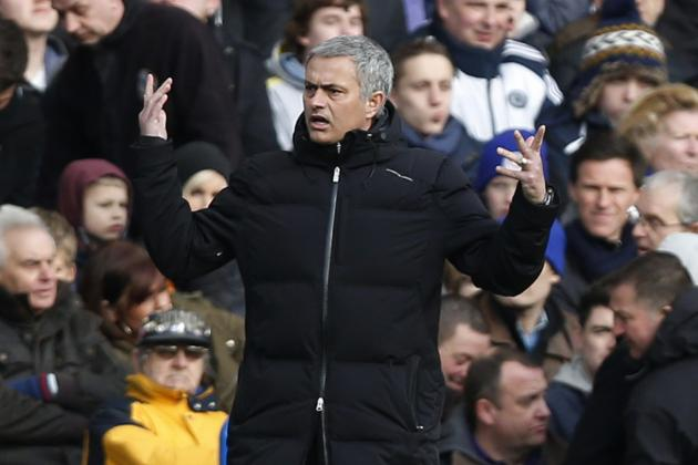 Jose Mourinho Piles Pressure on Liverpool and Arsenal as Title Race Heats Up