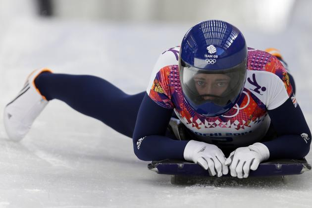 Russia Accused of Secret Skeleton Training Venue as Lizzy Yarnold Goes for Gold