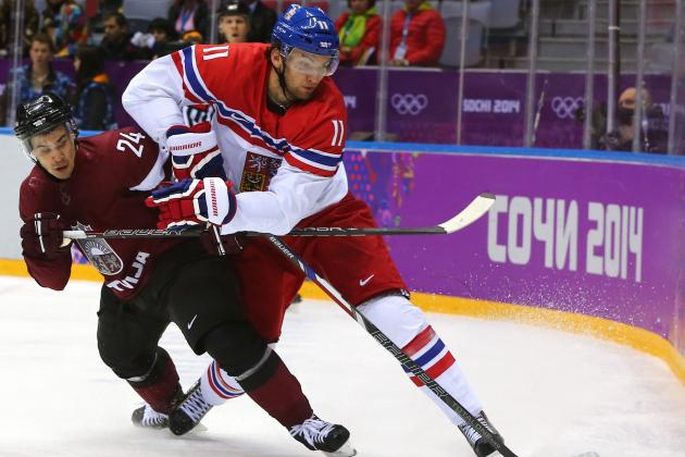 Czech Republic vs. Latvia: Score and Recap from 2014 Winter Olympics