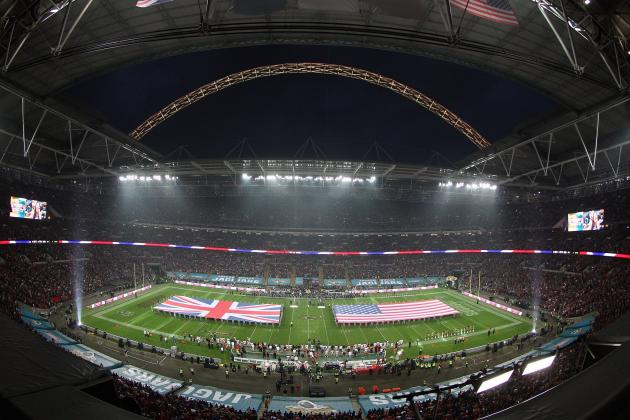 Wembley to Hold Talks with NFL About London Franchise, Could Bid for Super Bowl