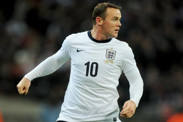 Wayne Rooney Told He'll Have No Excuse If Luis Suarez Outshines Him at World Cup