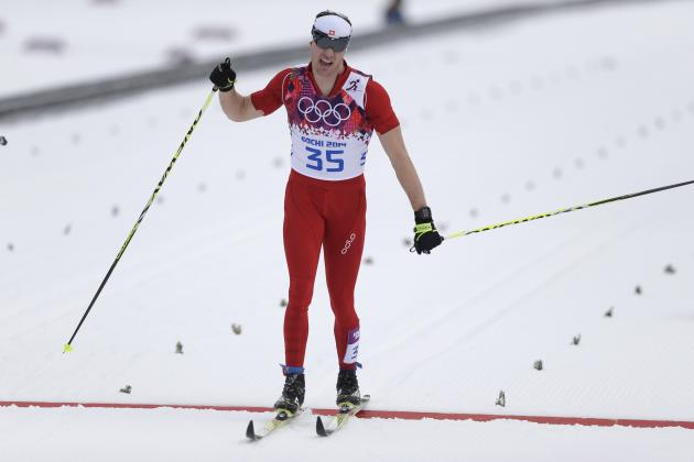 Cross-Country Skiing Medal Results from Olympics 2014 Men's 15km Classical
