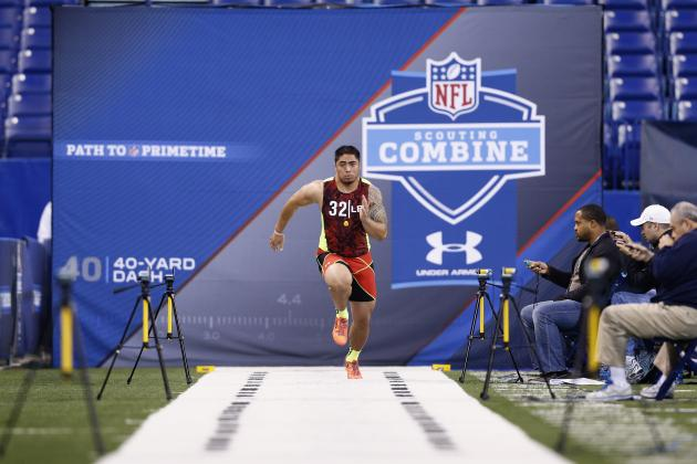 NFL Combine 2014: Date, Start Time, Live Stream and TV Info