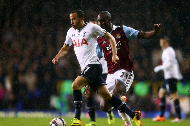 Tottenham Hotspur: Why Townsend Has Been the Biggest Surprise for Spurs