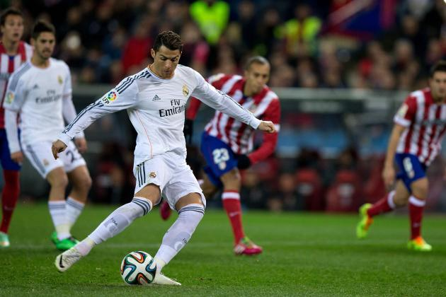 Atletico Madrid Fined €600 for Cristiano Ronaldo Lighter Incident