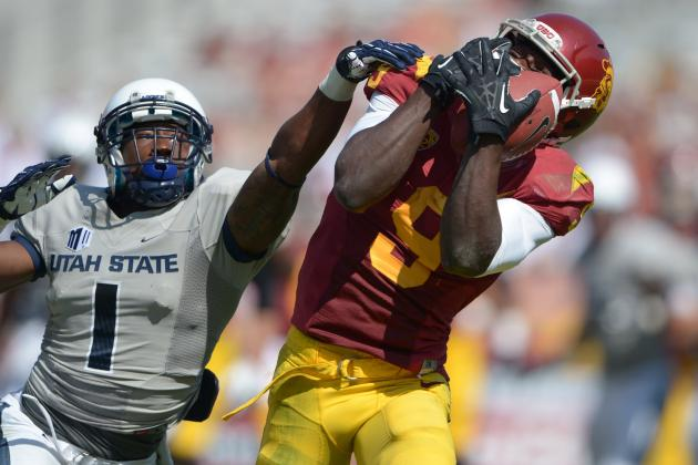Breaking Down the New York Jets' First Round WR Options in the 2014 Draft
