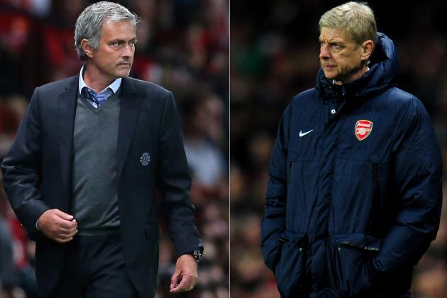Jose Mourinho Labels Arsenal Boss Arsene Wenger a 'Specialist in Failure'