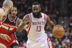 Report: Harden to Replace Kobe in All-Star Game