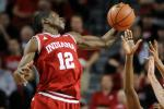 Indiana's Mosquera-Perea Arrested for Driving Drunk