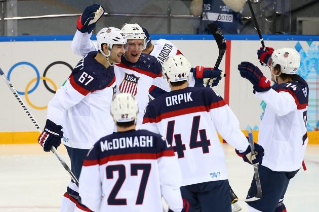 US Olympic Hockey Team 2014: Updated Viewing Guide for Men and Women