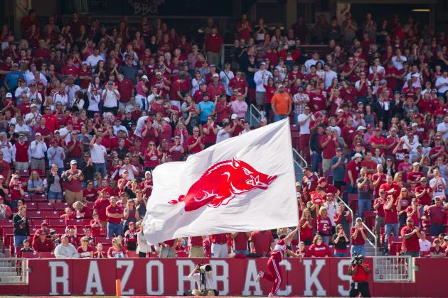Arkansas Football: Razorbacks Hope to Sell Beer and Wine at Football Games