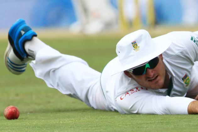South Africa Stop Playing Like the World's Top Test Team as Australia Turn Screw