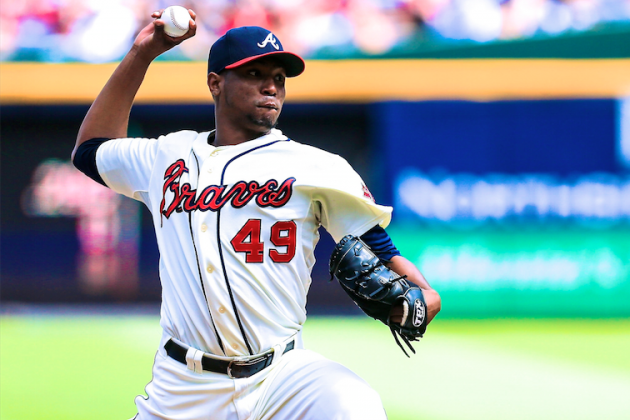 Julio Teheran Agrees to 6-Year Deal with the Atlanta Braves