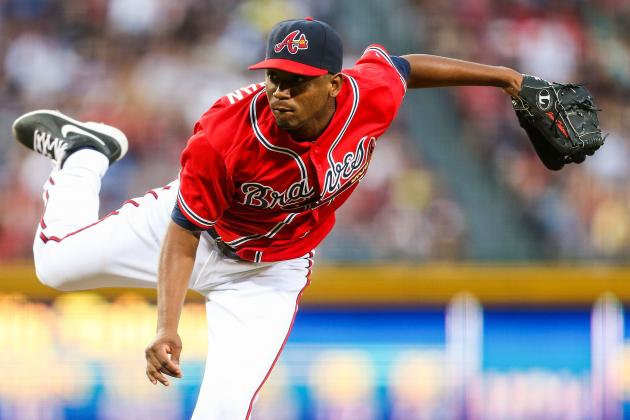 Braves' Long-Term Julio Teheran Deal Another Great Move in Building Young Core