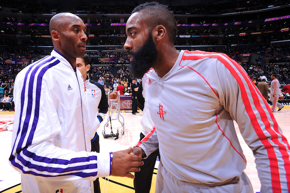 James Harden Reportedly Will Start for Kobe Bryant in 2014 NBA All-Star Game