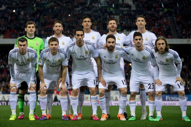 Are Real Madrid Fighting Fit or Is It a Smokescreen?