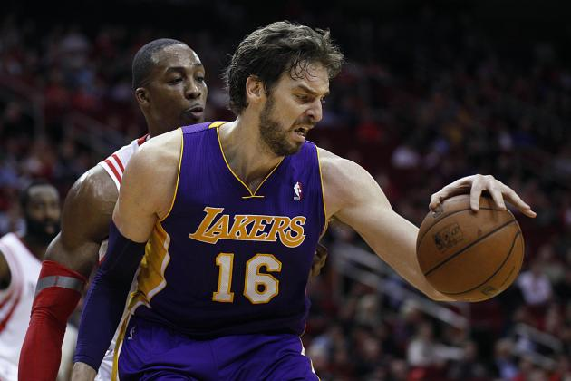 For Some Reason, Pau Gasol Still Wants to Stay with LA Lakers