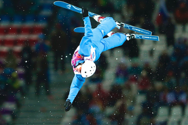 Women's Aerials Olympics 2014: Medal Winners, Point Standings and Finals Recap