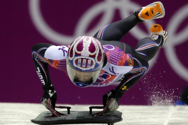 Sochi Winter Olympics 2014: Team USA Highlights for Day 7