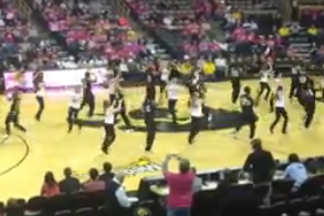 Video: Hawkeye Football Players Show Off Dance Moves