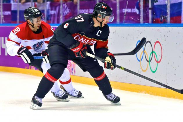 Canada vs. Austria: Score and Recap from 2014 Winter Olympics