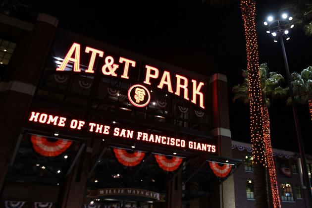 Giants to Use Metal Detectors at AT&T Park