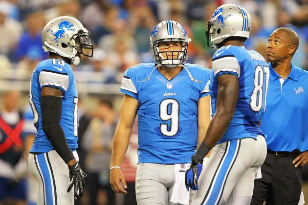 Nate Burleson Release Solidifies Detroit Lions' Major Need for WR