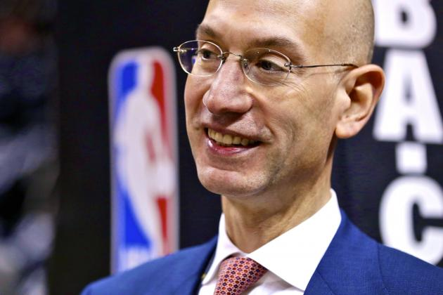 Adam Silver's Lifelong Love of Basketball Will Help Shape Focus in New Role