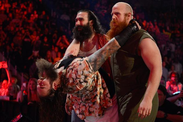 Exploring the Appeal of Dark WWE Characters Like Bray Wyatt