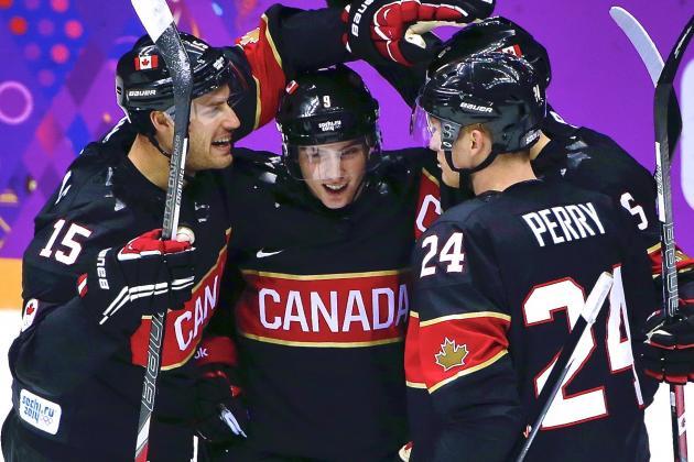 Canada vs. Austria: Final Grades and Analysis for Canada