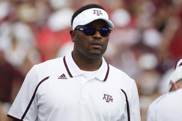 Texas A&M Announces No Spring Football Games in 2014 and 2015