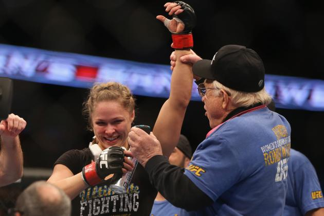 UFC: Dana White Says Ronda Rousey 'Is the Biggest Star We've Ever Had'