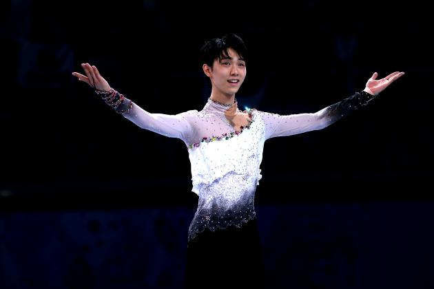 Olympic Figure Skating 2014: Gold Medal Solidifies Yuzuru Hanyu as Star in Sochi