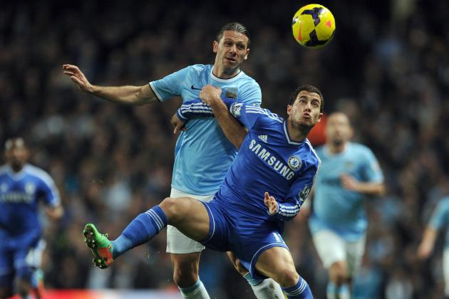 Manchester City vs. Chelsea: Simulating FA Cup Grudge Match Using FIFA 14