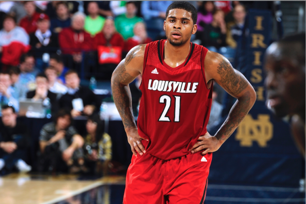 Life After Louisville: Chane Behanan Making the Most of His Second Chance