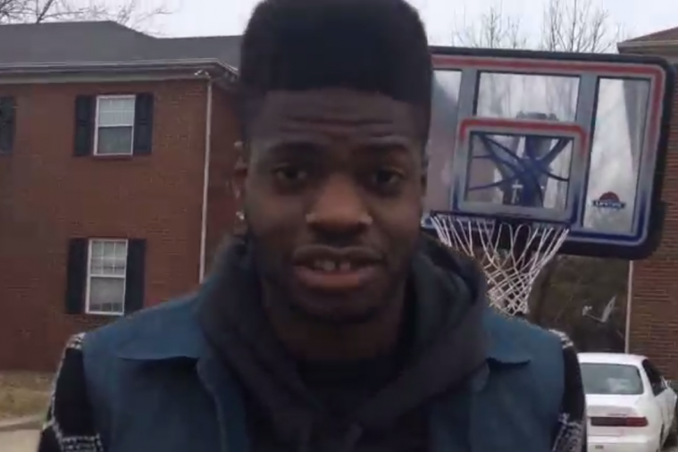 Nerlens Noel Does Spoof of Anthony Davis' Foot Locker Commercial