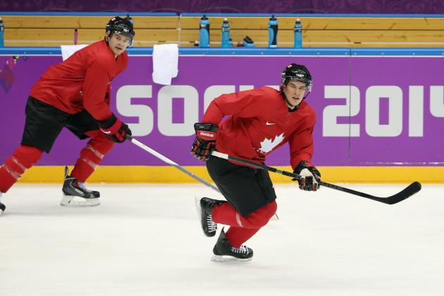 Team Canada Olympic Hockey 2014: Analyzing Sidney Crosby's Chris Kunitz Problem