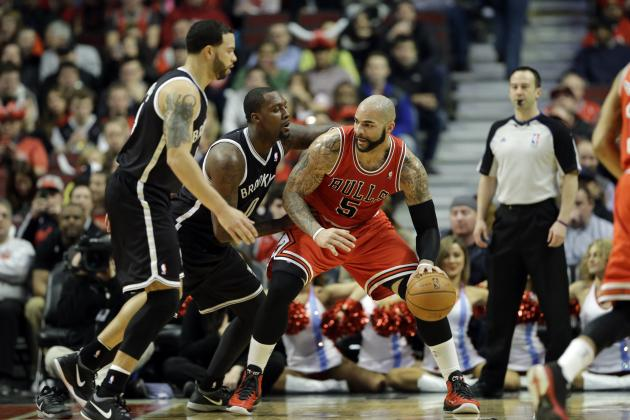 Is There Any Reason Chicago Bulls Won't (or Shouldn't) Amnesty Carlos Boozer?