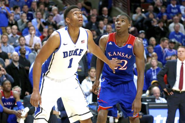 The Ultimate Andrew Wiggins-Jabari Parker Comparison: Who Comes Out on Top?