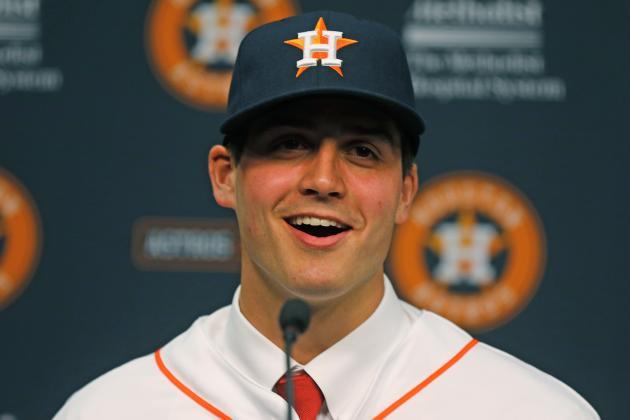2013 MLB Draft Picks Who Are Fast-Tracked Toward MLB Debuts