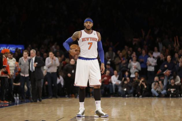 NBA Trade Speculation: Big-Market Blockbuster Trade Idea for Carmelo Anthony