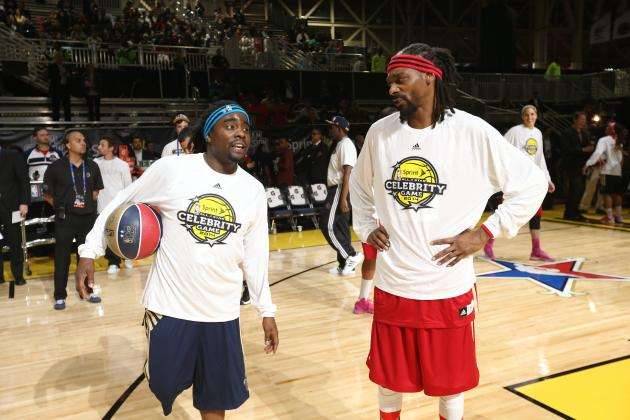 NBA Celebrity All-Star Game 2014: Live Reaction and Highlights