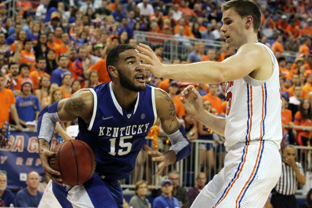 Kentucky Basketball: Wildcats' Blueprint to Beating Florida in SEC Showdown