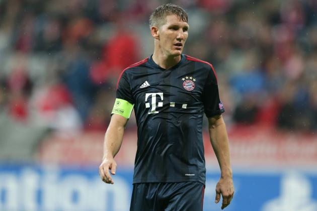 Bastian Schweinsteiger's Future at Bayern Munich and Germany